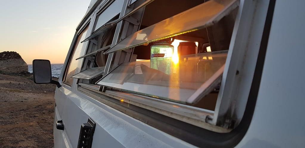 VW Kitchen window