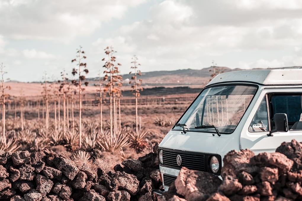 Camper van booking canary islands